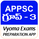 APPSC Group 3 PS Online Exams