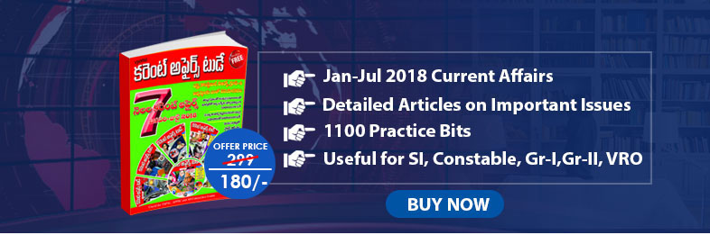 Vyoma 7 Months Current Affairs